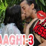 Baaghi 3 Hot Romantic Kissing: Tiger & Shraddha