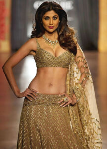 Shilpa Shetty Saree Brand Name